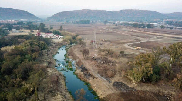 Apies River Project