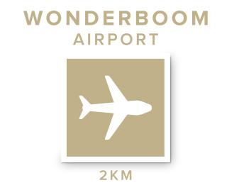 wonderboom airport logo
